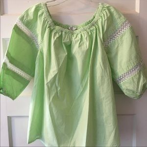 Crown and Ivy Cotton Tunic